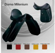 Zaldi Milenium saddle - dressage